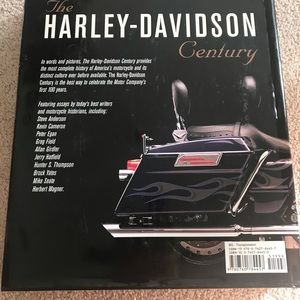 Other - HD hard cover book